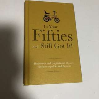 As good as new fun reading for those over 50