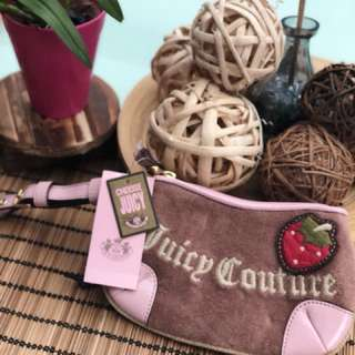 Juicy couture clutch / pouch