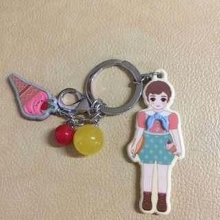 🚚 韓國吊飾鑰匙圈