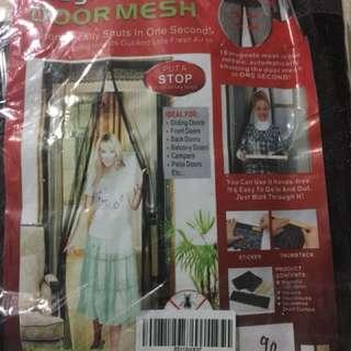 Mosquito net for door
