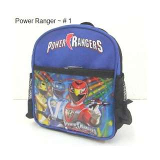 Preschool Bagpack for Kids P Ranger