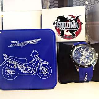 JAM TANGAN YAMAHA 125ZR LIMITED EDITION 2017
