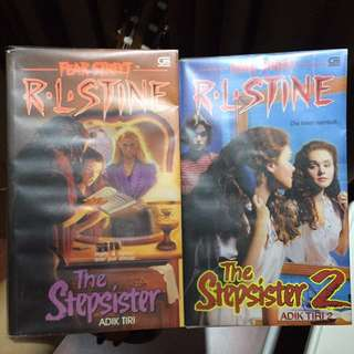 The Stepsister 1 & 2