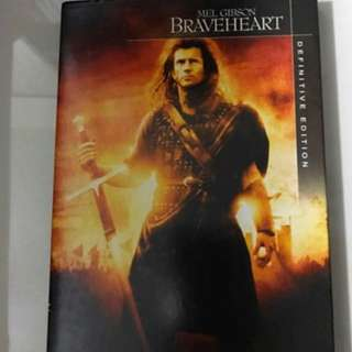 Braveheart Movie DVD