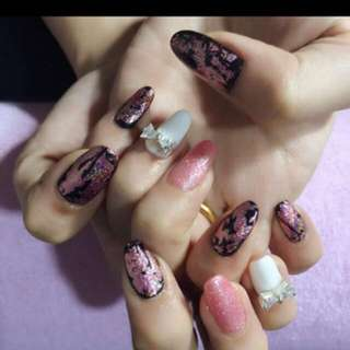 Nail Service For Chinese New Year Period
