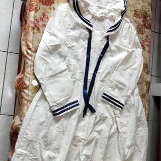 女生新衣 水手服洋裝