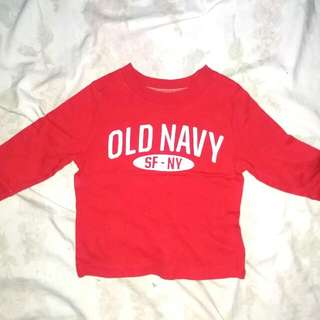 Original Pre-loved Old Navy Sweater for Babies