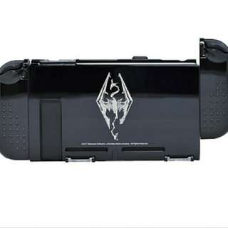 Nintendo Switch Crystal Case Skyrim Edition