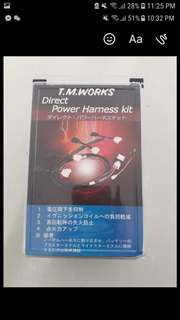 Tm works, unichip and throttle controler