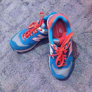 New Balance 574 Shoes (AUTHENTIC & USED ONLY ONCE)