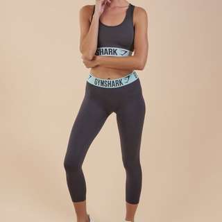 Gymshark XS Fit Cropped Leggings