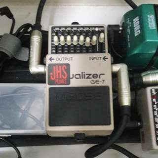 WTS: JHS modded Boss GE-7
