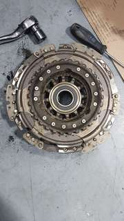 DSG Clutch Replacement for VW