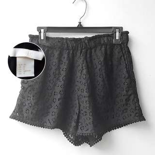 H&M Brocade Short Pants