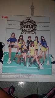 Album AOA heart Attack