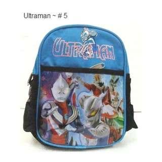 Preschool Bagpack For Kids Ultraman 5