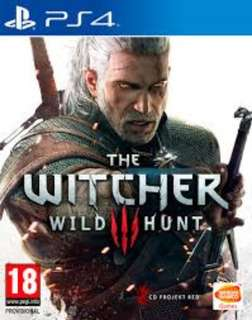 Looking for The Witcher 3 PS4