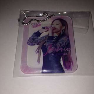 Yes card 偶像鎖匙扣 Blackpink Jennie