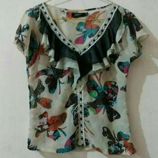 Preloved Blouse Branded