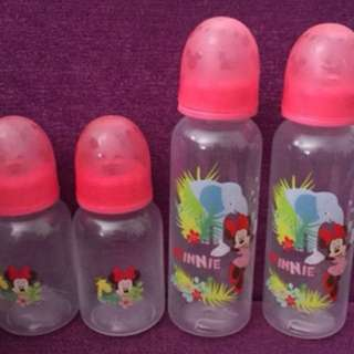 Baby Bottles (disney collection)