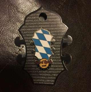 Hard Rock Cafe Munich Pin