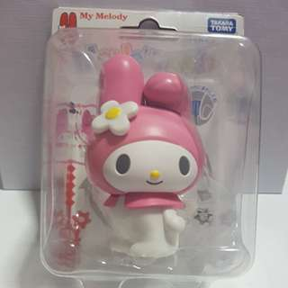 Takara Tomy Toy - My Melody Winding Toy