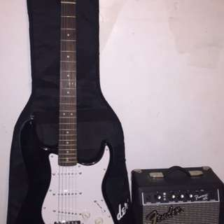 Fender Guitar & Amp