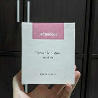 Mamonde Flower Moisture Mini Kit
