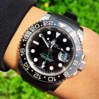 [ SOLD ] Rolex GMT Master ii [ CERAMIC ]
