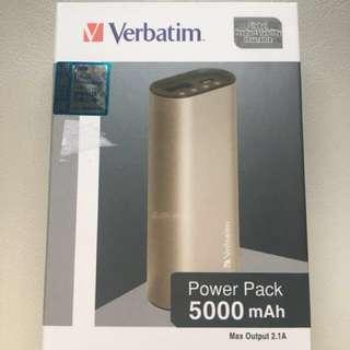 Verbatim 5000mAh Power Bank