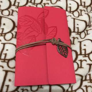 Scented Notebook