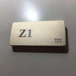 128GB USB-C 10Gbps SSD Gen 2 KingSpec Z1