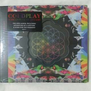 [Music Empire] Coldplay - A Head Full Of Dreams CD Album