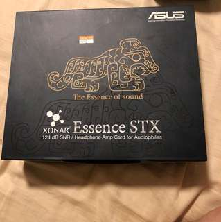 High end sound card for PC