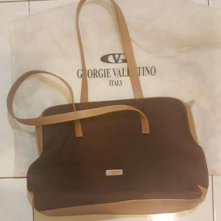 [Sales] AUTH VELLENTINO Leather Shoulder Bag
