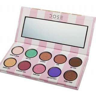 DOSE OF COLORS | EYESCREAM PALETTE