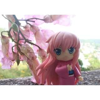 Nendoroid Petite Hatsune Mike Selection: Megurine Luka Akahitoha Ver.