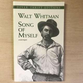 Song of Myself - Walt Whitman