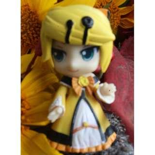 Nendoroid Petite Hatsune Miku Selection: Kagamine Rin Aku no Musume Ver.