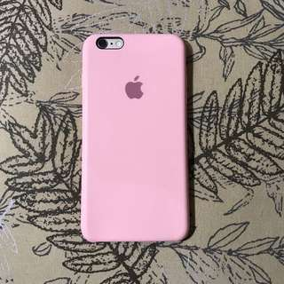 Pink Apple iPhone 6 PLUS Case