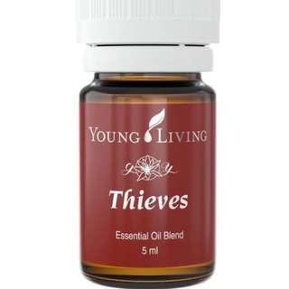 Young living Thieves Authentic