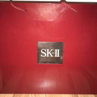SKII paper bag