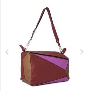 Loewe puzzle bag 100%real 100%New