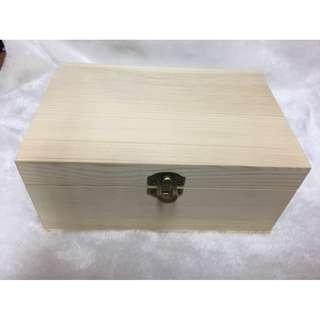 木盒 長方形 實木定製  翻蓋木盒子 收納盒 包裝盒