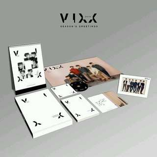 VIXX 2018 Season Greeting