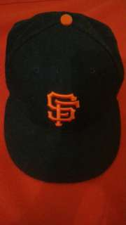 Snapback SF Giants Hat