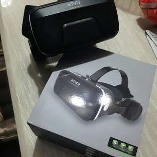 ETVR 3D Glasses Virtual Reality Headset for 3D movie & Video