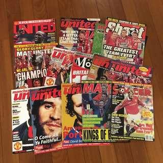 Manchester United memorabilia