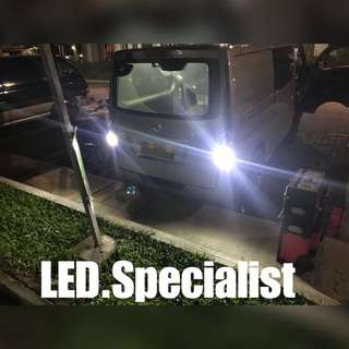 Nissan NV350 LED Reverse light