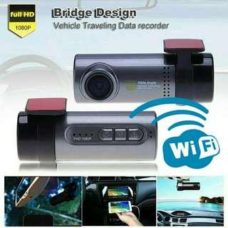 Wifi Car Camcorder Vehincle Dashcam